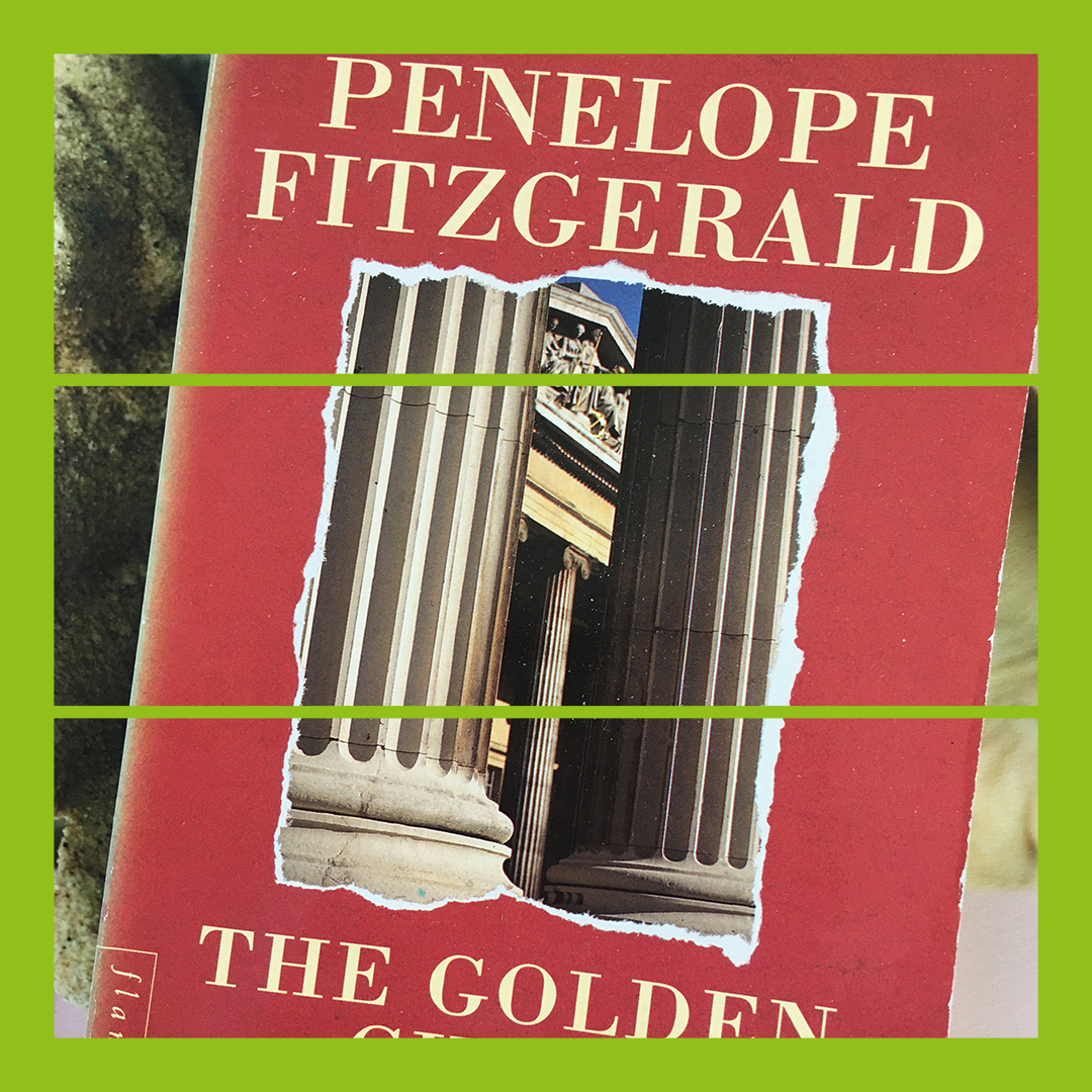 Front cover of Penelope Fitzgerald's book